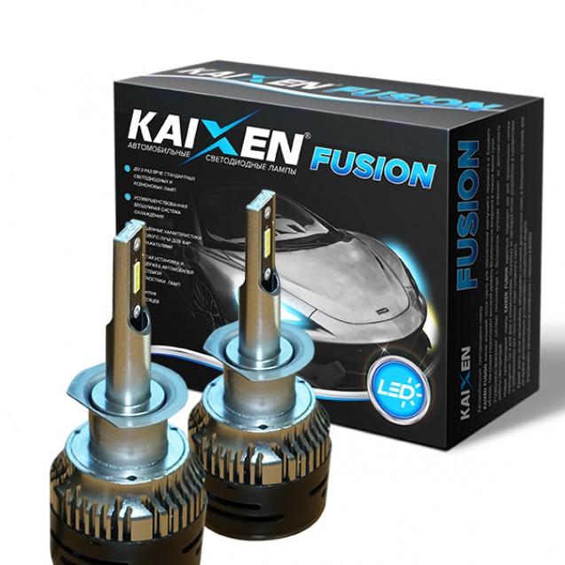 Светодиодные автолампы Kaixen Fusion H1 (35W-6000K)