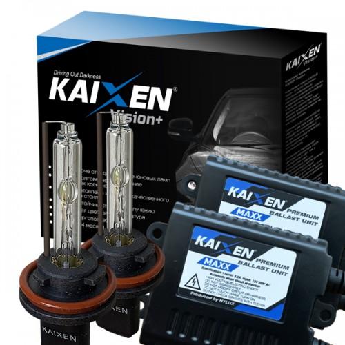 Комплект ксенона KAIXEN H11 5000K (35W-3800Lm-Canbus) GEN:2 Vision Maxx