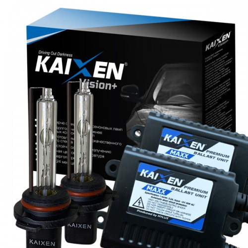 Комплект ксенона KAIXEN HB3/9005 4300K (35W-3800Lm-Canbus) GEN:2 Vision Maxx