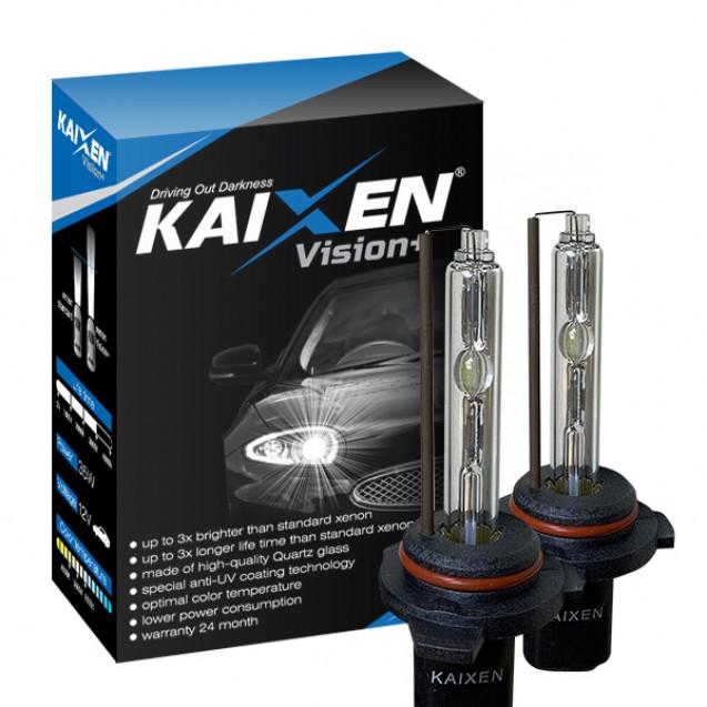 Ксеноновые лампы KAIXEN HIR2/9012 4300K (35W/3800Lm) Vision+ MAXX