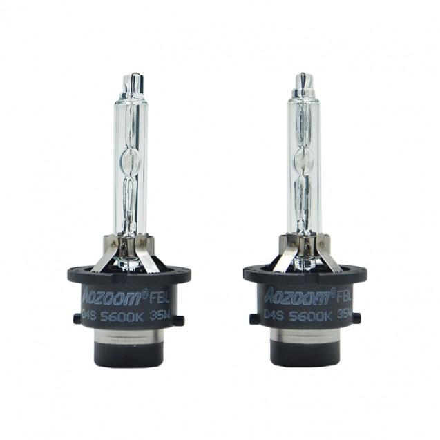 Ксеноновые лампы AOZOOM FBL D4S 5500K - 2 шт.