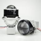 Bi-led линзы модули Aozoom LED+Laser 65W NEW (2 поколение)