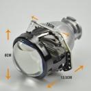 Би-ксеноновые линзы Aozoom J6 Hella Blue coating