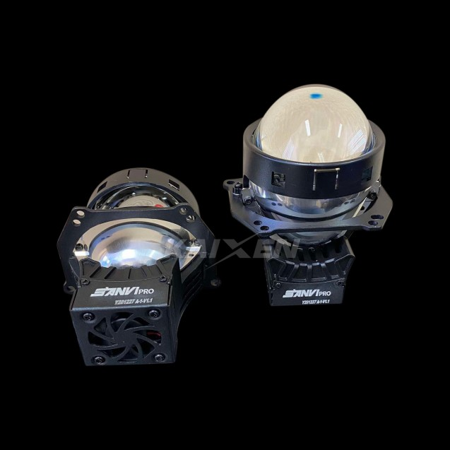 Bi-led широкоформатные линзы SANVI PRO Premium 3 дюйма 50W
